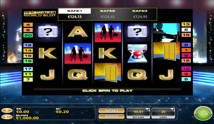 Deal or No Deal Blackjack – Online Blackjack Review