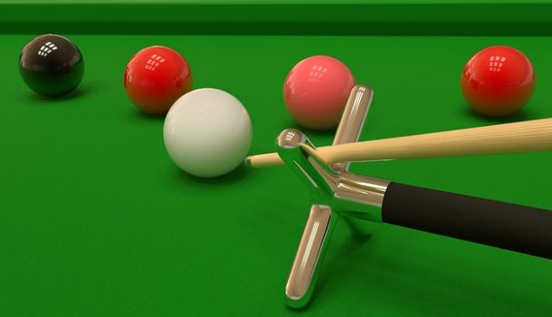 snooker sheffield 2018